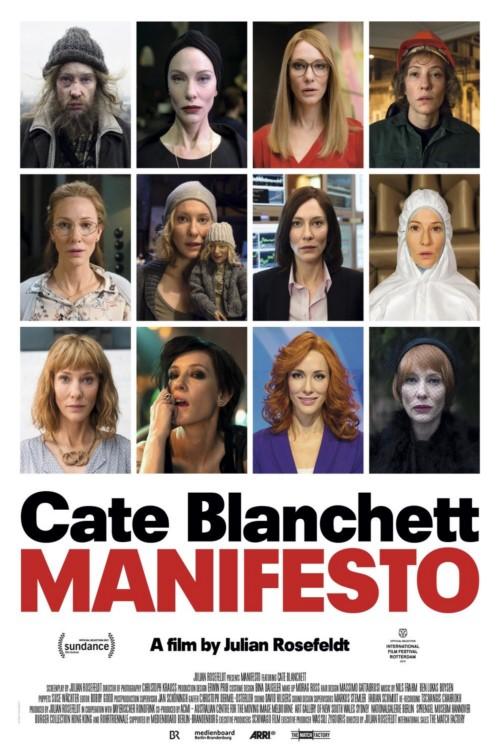 دانلود فیلم Manifesto 2015